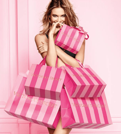 can you use a Victoria Secret gift card at pink 1