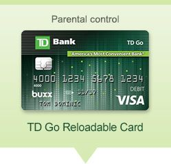 td bank visa gift card balance checker