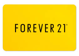 check forever 21 gift card balance 1