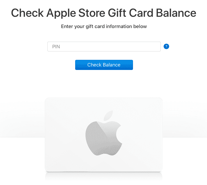 itunes gift card balance check online 1