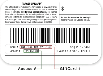 target gift card balance check online 1