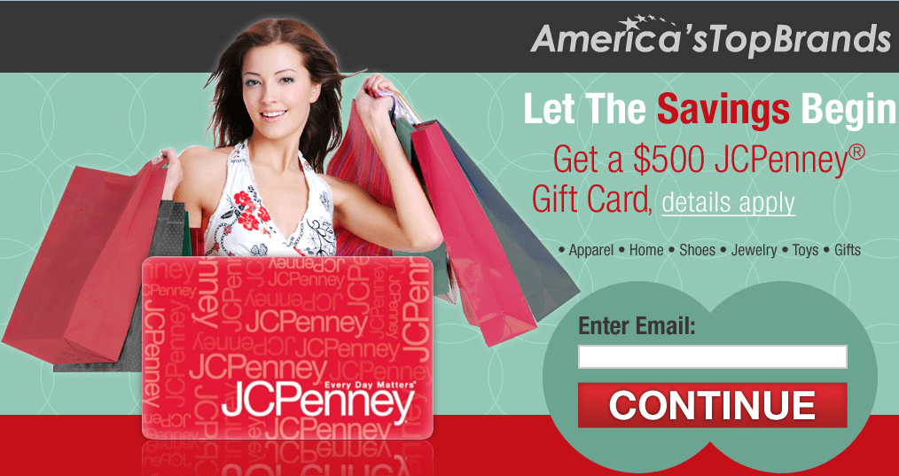 check jcp gift card balance 1