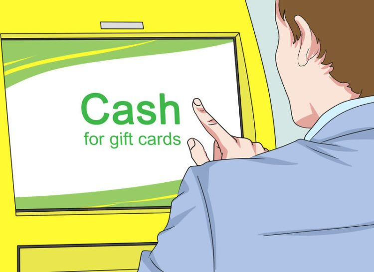 gift card into cash 1