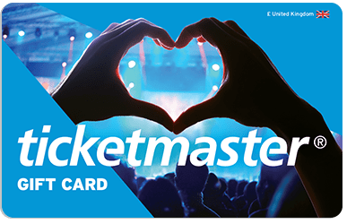 how to use Ticketmaster gift card 1