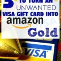 how to get cash off a Visa gift card 1
