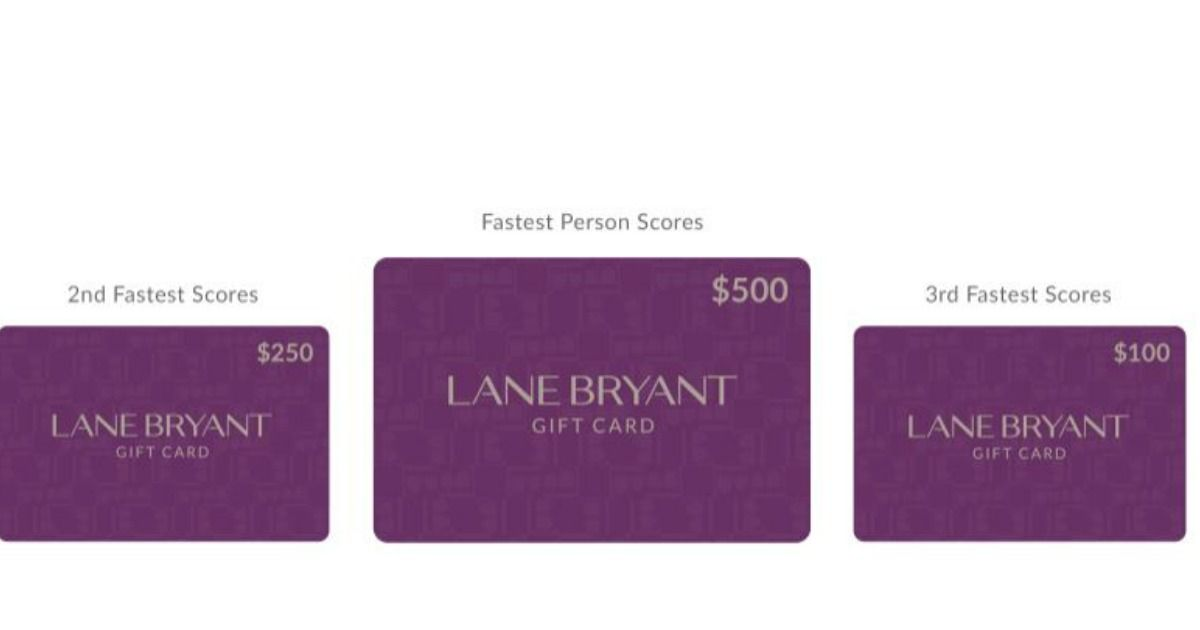 lane Bryant gift card balance check 1