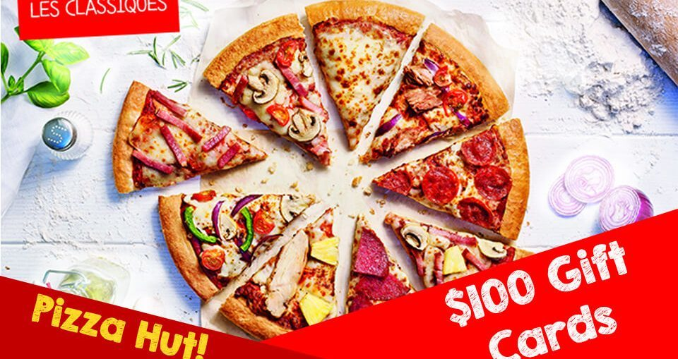 Pizza Hut gift card