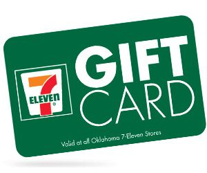7 eleven gift card