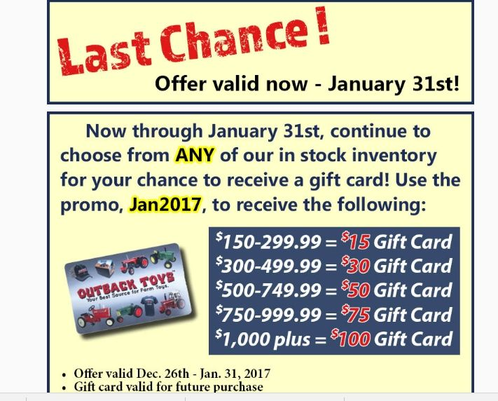 outback gift card discount photo - 1