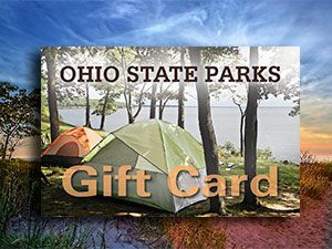 ohio state parks gift card photo - 1