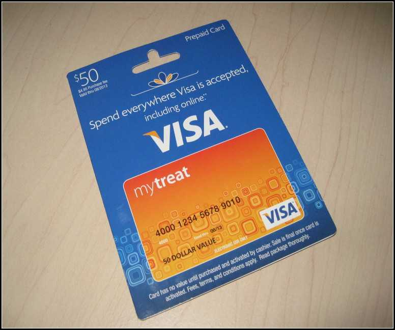 buy visa gift cards with credit card photo - 1