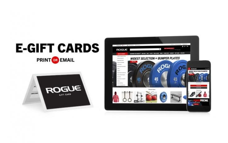 rogue fitness gift card code photo - 1