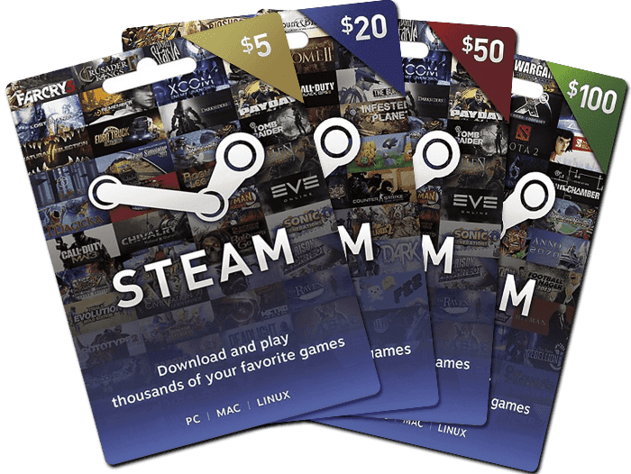 steam email gift card photo - 1