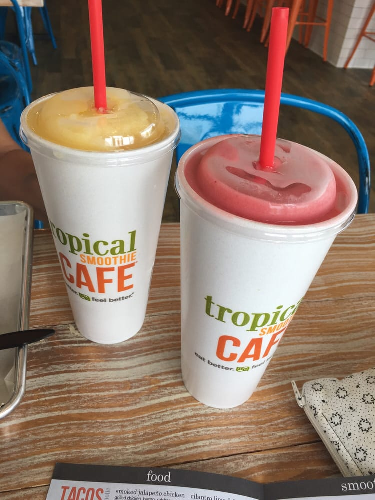 tropical smoothie cafe gift card photo - 1