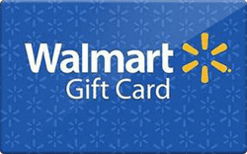 wal-mart gift card balance photo - 1