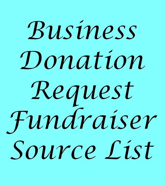 staples donations request