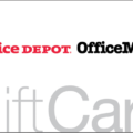 OfficeMax gift card balance check