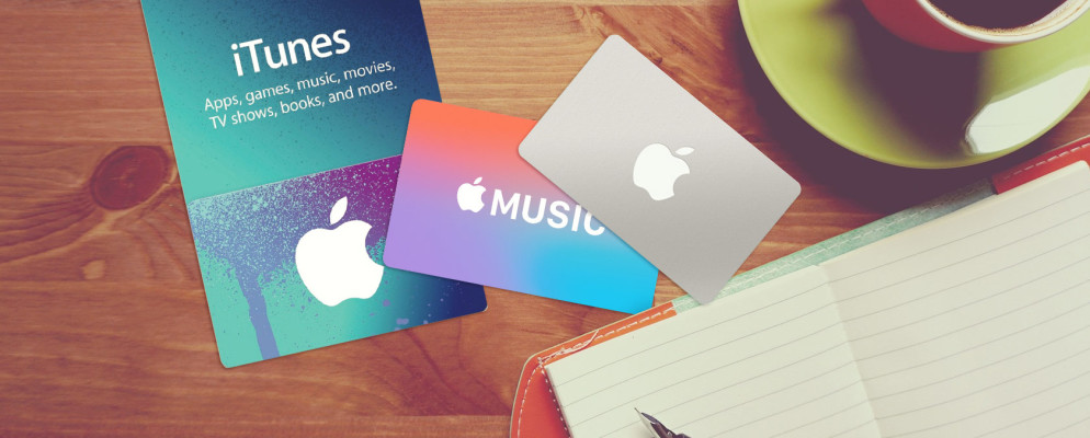 What can I use my iTunes gift card for