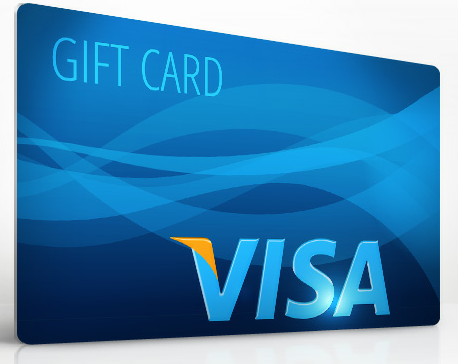 $5 Visa gift card photo - 1