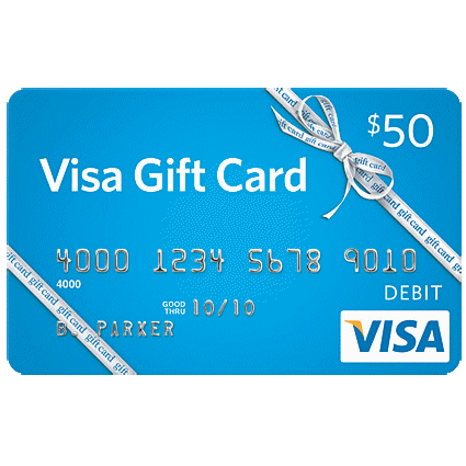 500$ Visa gift card photo - 1