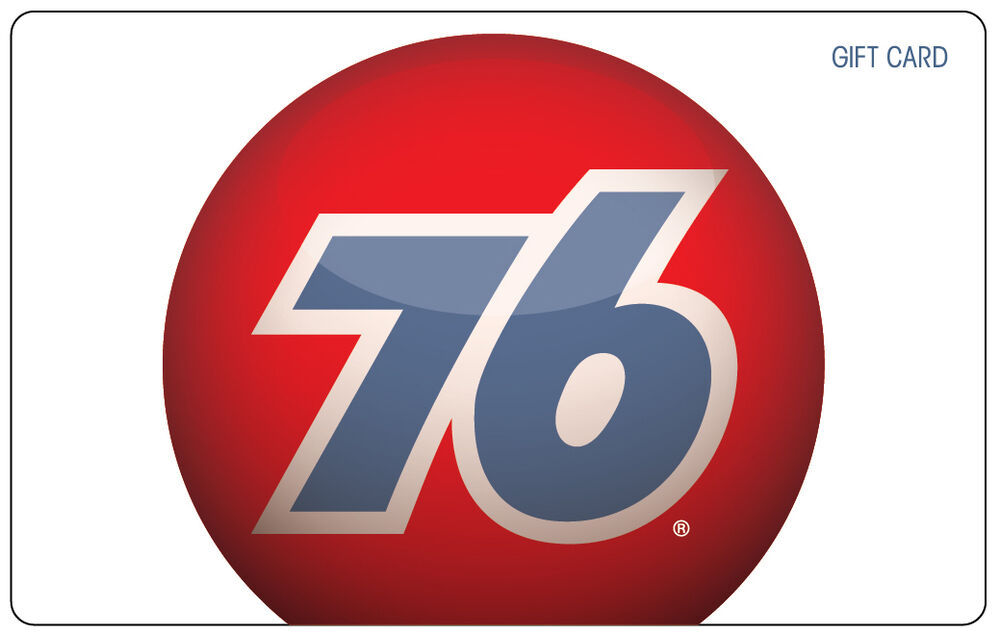 76 gas gift card photo - 1