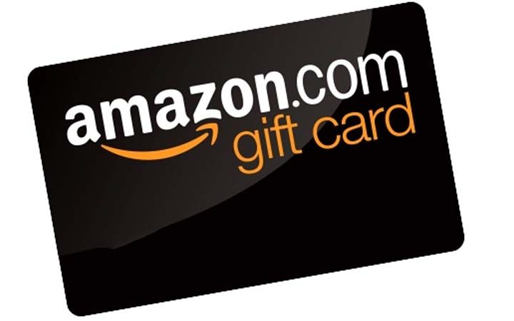 Amazon credit card gift card photo - 1