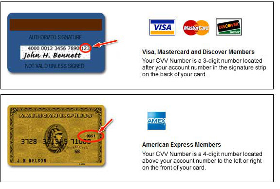 American Express gift card billing address photo - 1