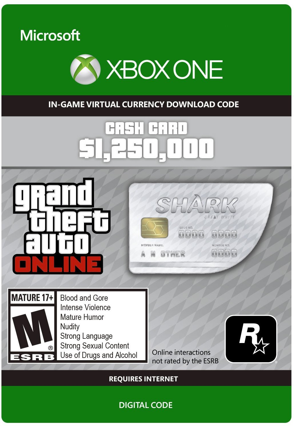 GTA 5 gift card photo - 1