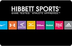 Hibbett sports gift card balance photo - 1