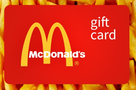 McDonald gift card deals photo - 1