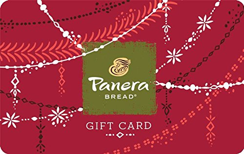 Panera e gift card photo - 1