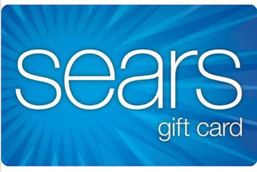 Sears gift card deals photo - 1