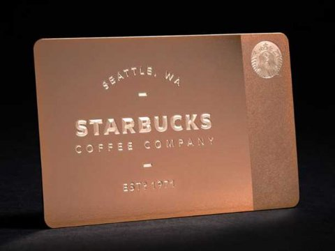 Starbucks free gift card photo - 1