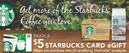 Starbucks gift card cash out photo - 1