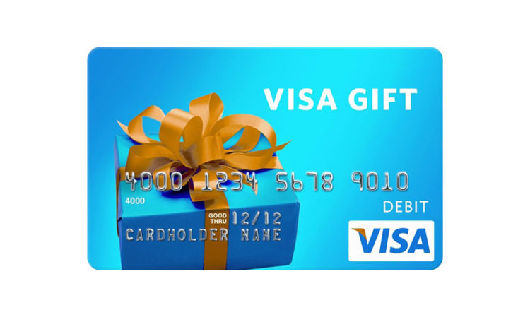 Visa email gift card photo - 1