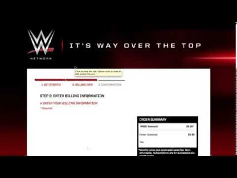 WWE network gift card codes free photo - 1