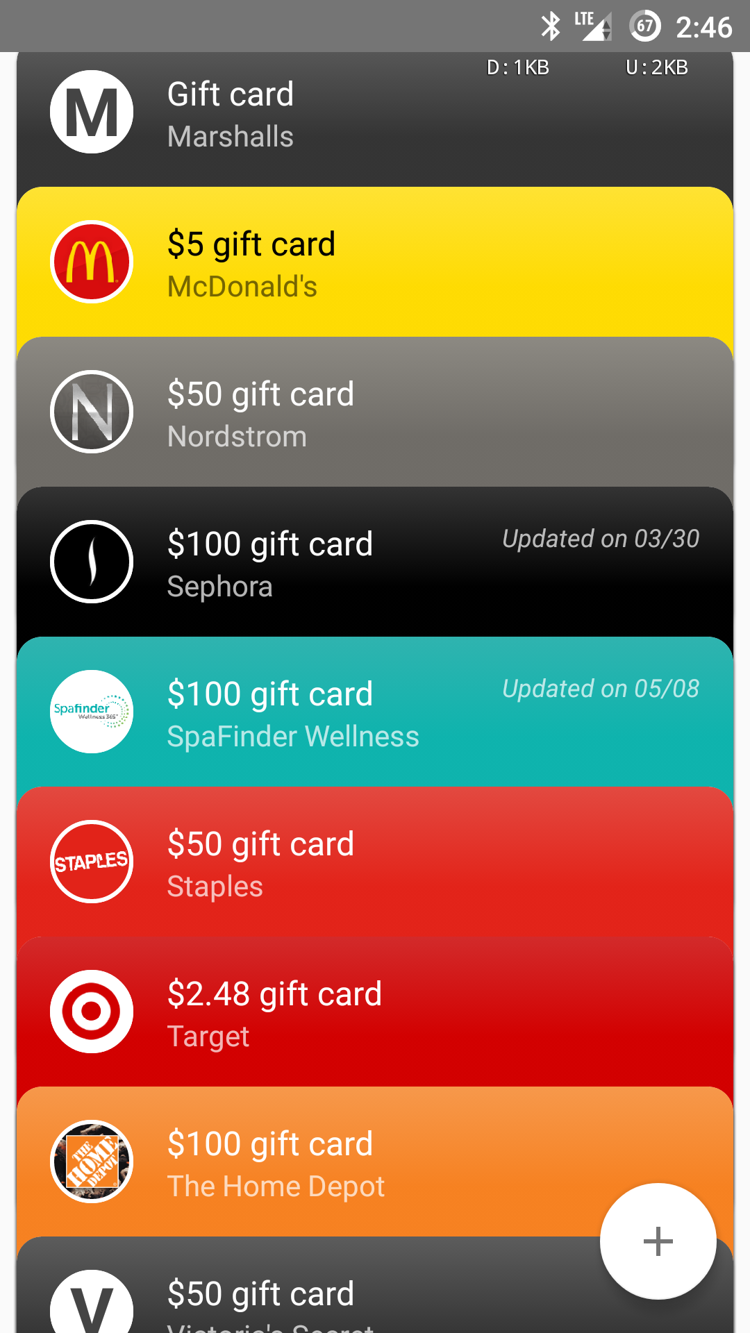 add gift card to google wallet photo - 1