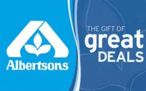 albertsons gift card balance photo - 1