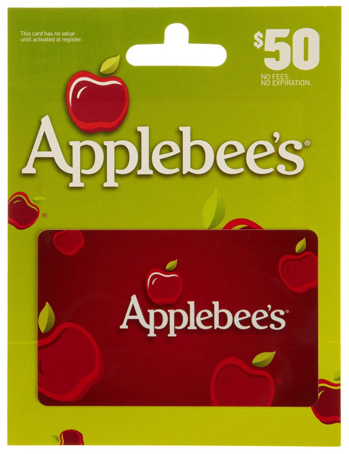 apple bees gift card photo - 1