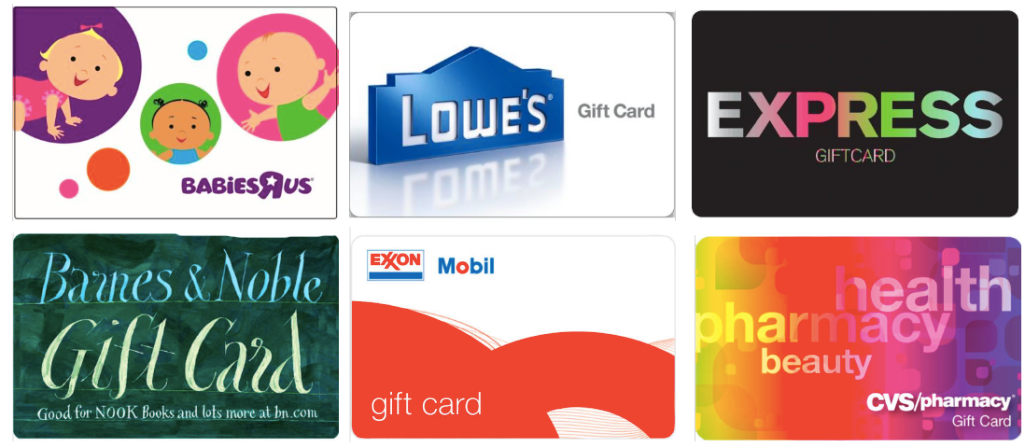 babies r us gift card CVS photo - 1