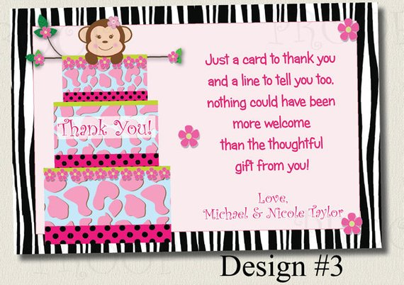 baby gift thank you card wording photo - 1