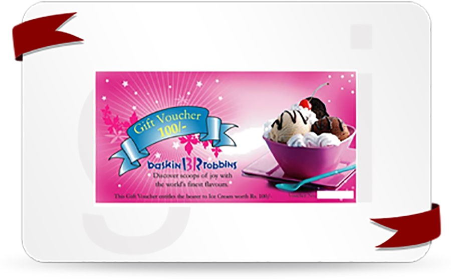 baskin robbins gift card balance photo - 1