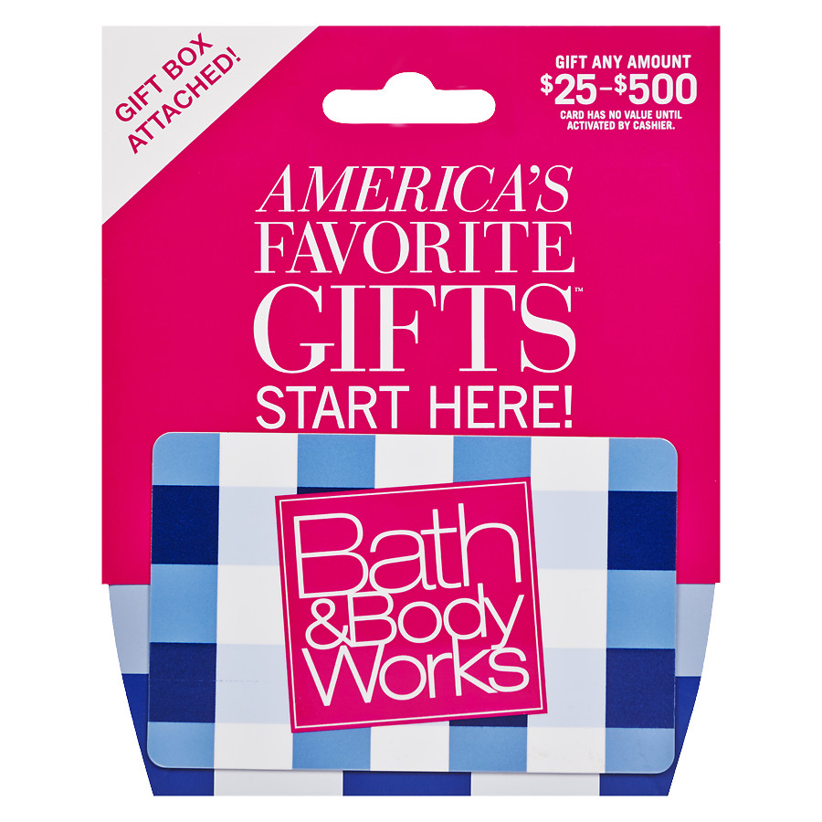 bath and body gift card balance photo - 1