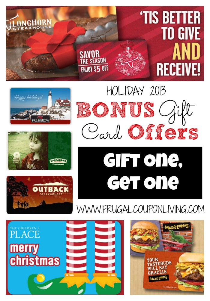 black friday restaurant gift card deals photo - 1