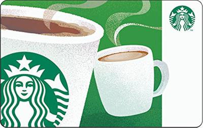 buy Starbuck gift card online photo - 1