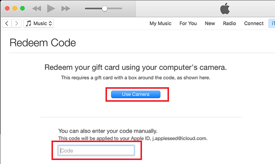 can you use a visa gift card on iTunes photo - 1