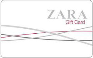 check Zara gift card balance photo - 1