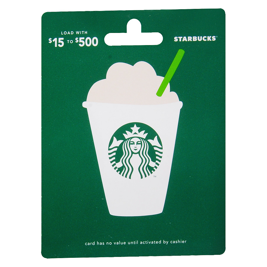 check balance of starbucks gift card photo - 1