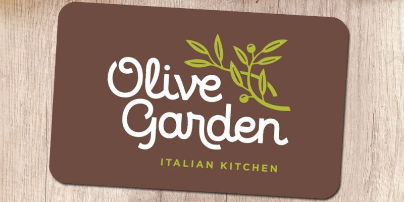 check balance on olive garden gift card photo - 1