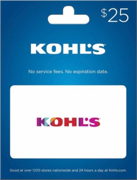 check kohls gift card balance photo - 1